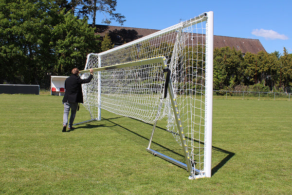 Helogoal 8' x 24' Foldable Soccer Goal-Equipment-Soccer Source