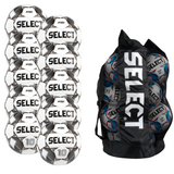 Select Numero 10 Soccer Ball Bundle (10-pack with ball bag)-Equipment-Soccer Source