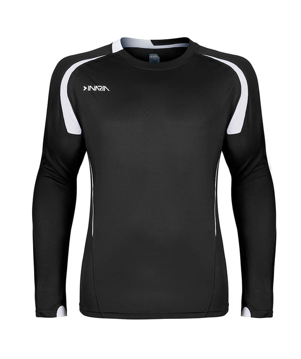 INARIA Bolton Long Sleeve Soccer Jersey-Soccer Command
