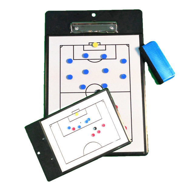 Two-Sided Tactical Coach's Clipboard by Soccer Innovations-Equipment-Soccer Source