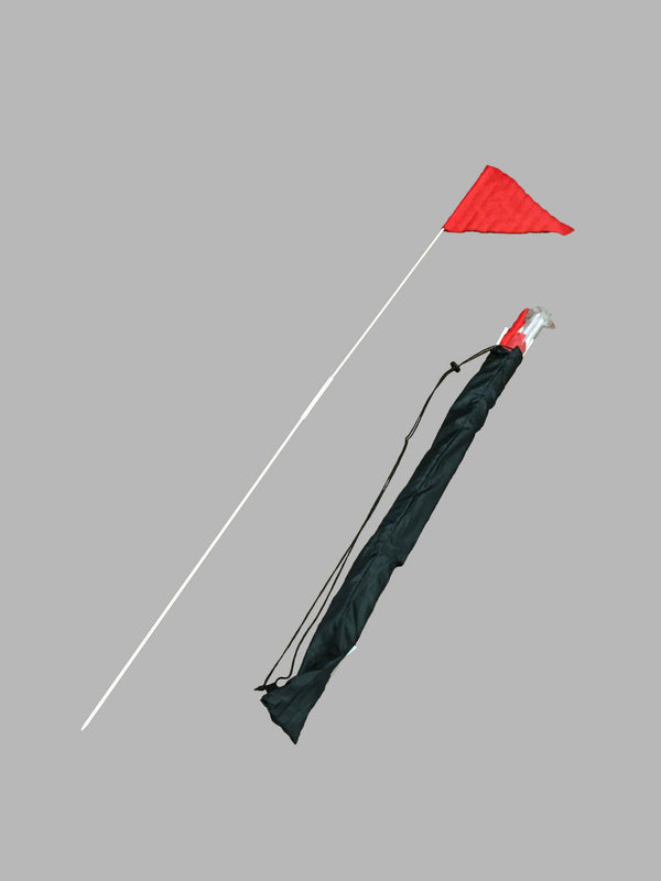 Collapsible Fiberglass Corner Flag Set by Soccer Innovations-Soccer Command
