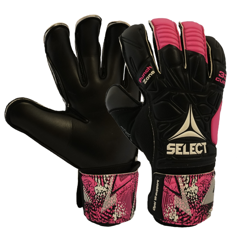 Select 33 Protec Cure v20 Goalkeeper Gloves-Soccer Command
