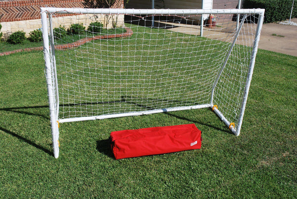 PVC Futsal Goal by Soccer Innovations-Soccer Command
