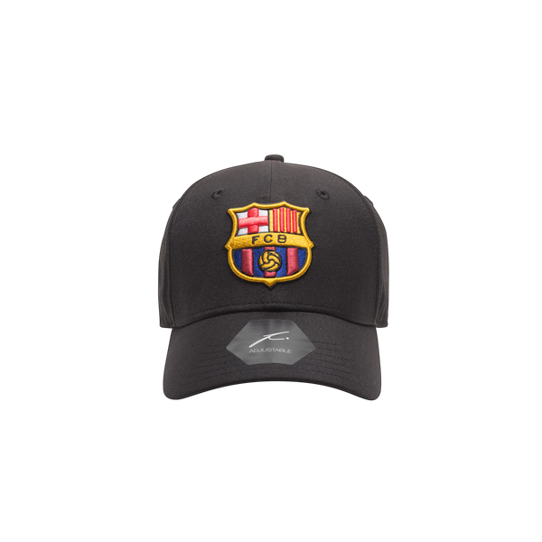 FC Barcelona - Standard Adjustable Hat by Fan Ink-Soccer Command