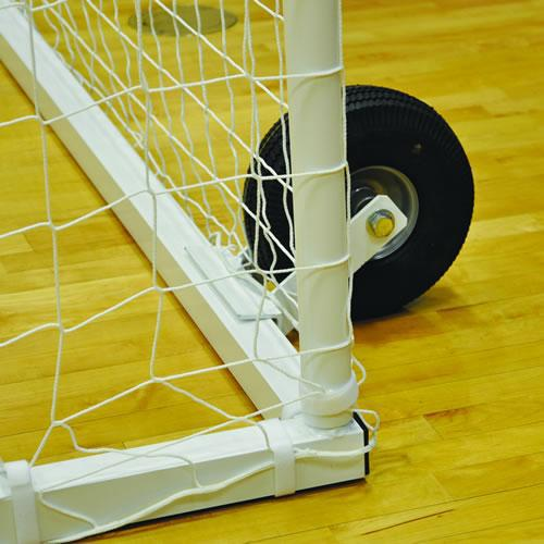 Jaypro Official Futsal Goal Wheel Kit-Equipment-Soccer Source