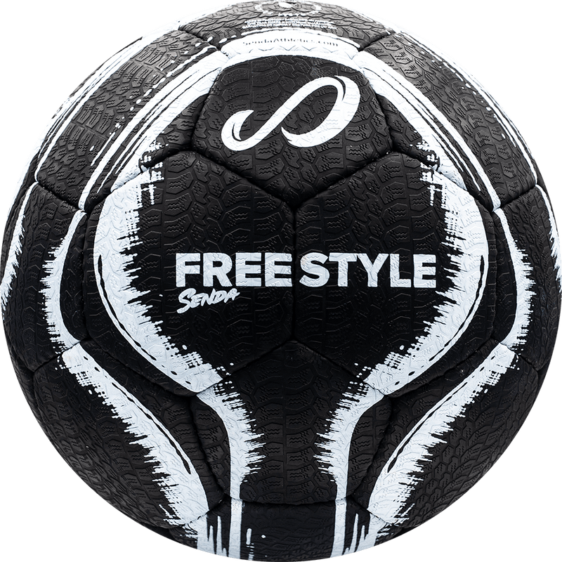 Senda Street Freestyle Soccer Ball - Fair Trade Certified-Soccer Command