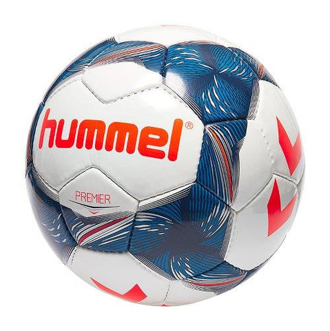 ... hummel Premier Soccer Ball 12-Pack with Authentic Charge Ball Bag and  Mini Pump ... de7f3e45691af