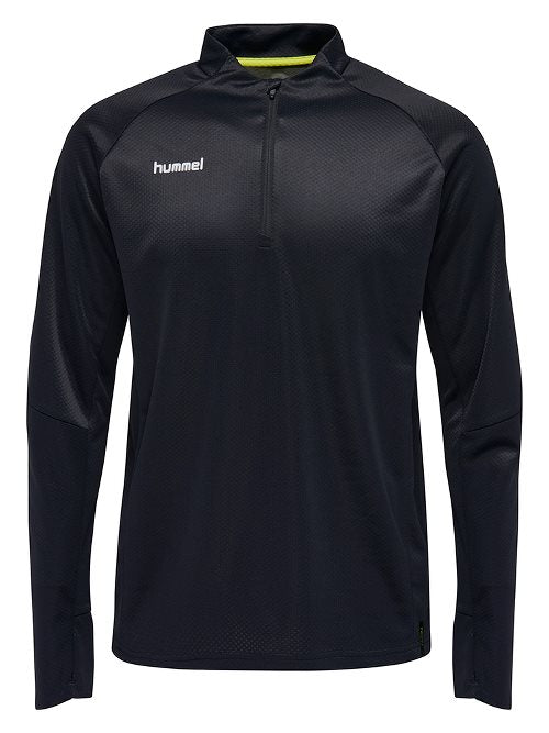 hummel Tech Move 1/2 Zip Poly Sweat-Soccer Command
