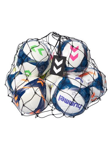 hummel Net Soccer Ball Bag-Equipment-Soccer Source