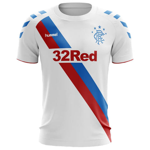 18/19 Rangers F.C. Away SS Soccer Jersey-All Apparel-Soccer Source