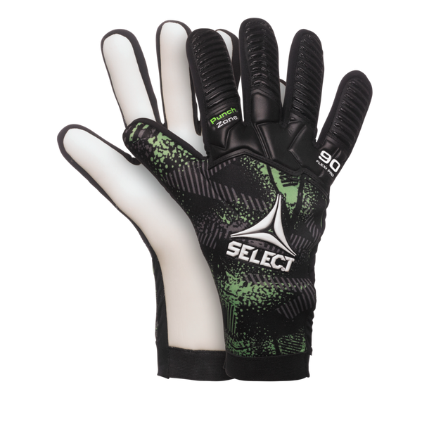 Select 90 Flexi Pro v20 Goalkeeper Gloves-GK-Soccer Source