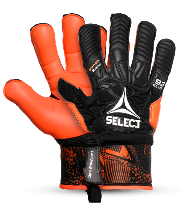 Select 93 Elite v20 Goalkeeper Gloves-Soccer Command