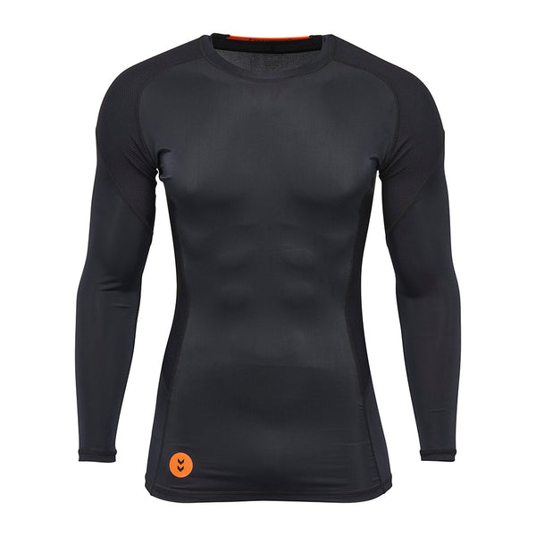 hummel First Compression LS Jersey-Apparel-Soccer Source