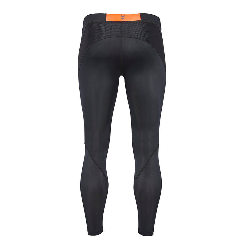 hummel First Compression Long Tights-Soccer Command