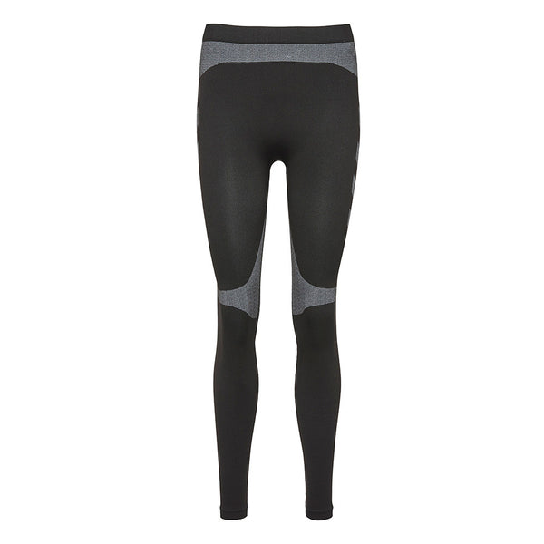 hummel First Comfort Women's Long Tights-Apparel-Soccer Source