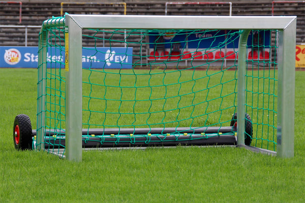 Helogoal 2.6' x 3.9' Safety Soccer Goal with PlayersProtect®-Soccer Command