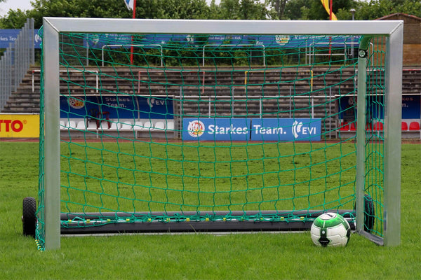 Helogoal 3.9' x 5.9' Safety Soccer Goal with PlayersProtect®-Soccer Command