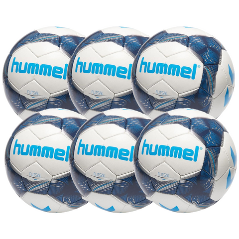 hummel Futsal Ball 6-Pack-Balls-Soccer Source