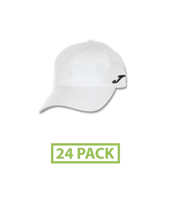 Joma Classic Twill Cap (24 Pack)-Soccer Command