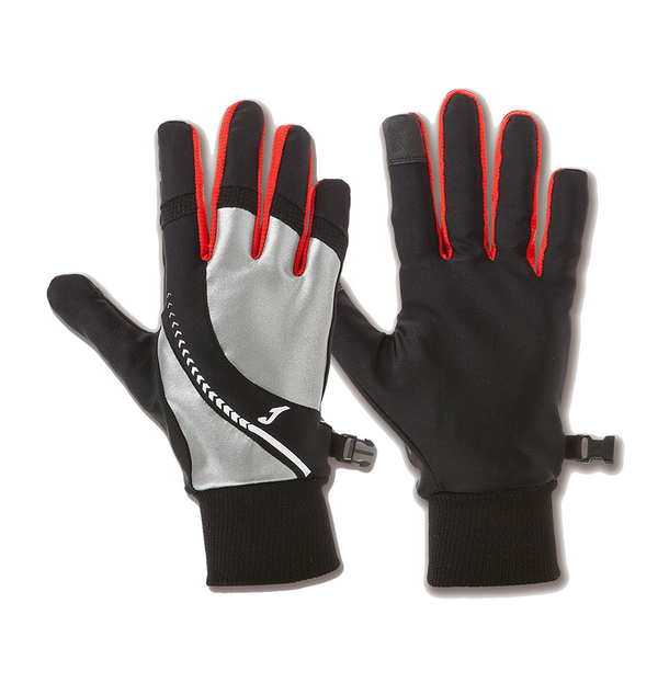 Joma Reflective Gloves-Soccer Command
