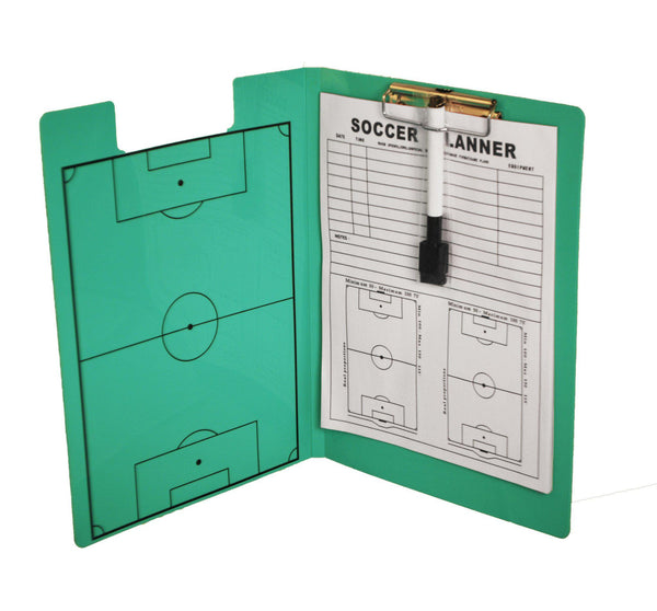 Coach's Clipboard Replacement Pad Pack by Soccer Innovations-Soccer Command