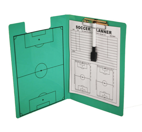 Coach's Clipboard Replacement Pad Pack by Soccer Innovations - Soccer Source - Your Source for Quality Soccer Equipment