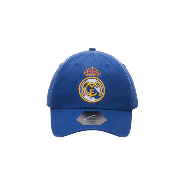 Real Madrid - Bambo Classic Hat by Fan Ink-Soccer Command
