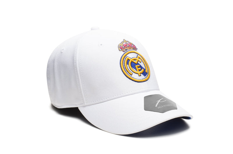 Real Madrid - Standard Adjustable Hat by Fan Ink-Soccer Command