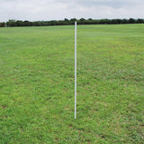 3-Part Collapsible Agility Pole Set by Soccer Innovations - Soccer Source - Your Source for Quality Soccer Equipment