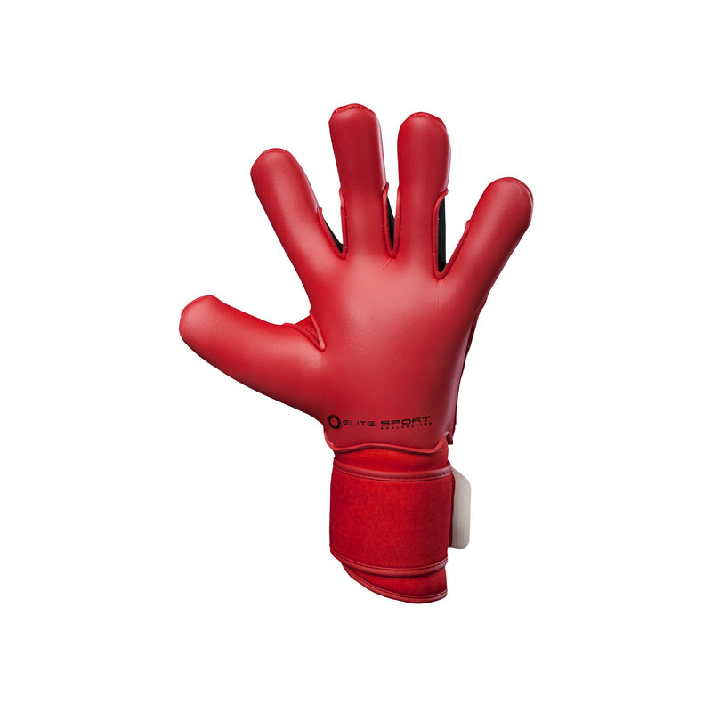 Elite Sport Neo Red Goalkeeper Gloves-Soccer Command