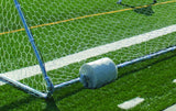 "7' x 21' Bison Tourney 3"" Round Soccer Goals (pair)"