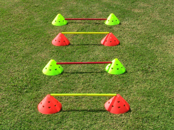 "30"" Hurdle Pole Set by Soccer Innovations-Soccer Command"
