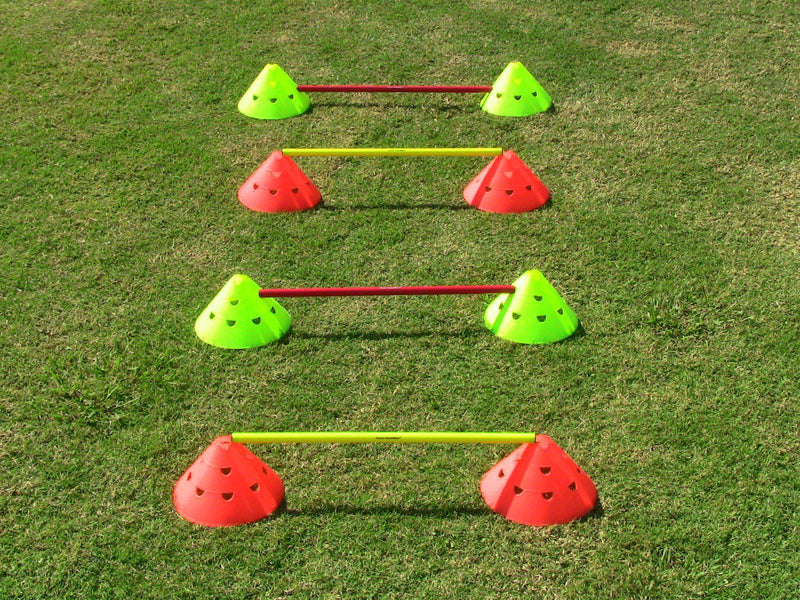 "30"" Hurdle Pole Set by Soccer Innovations-Equipment-Soccer Source"