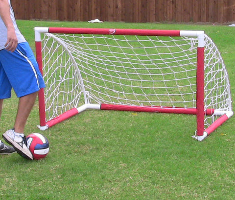 4' x 6' PVC Pro Portable Soccer Goal by Soccer Innovations - Soccer Source - Your Source for Quality Soccer Equipment