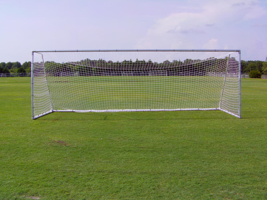 6.5' x 18.5' Pevo Economy Series Soccer Goals-Club Goals-Soccer Source