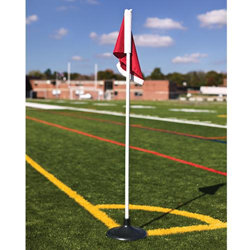 Jaypro Corner Flags (set)-Soccer Command