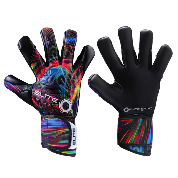 Elite Sport Rainbow 20 Goalkeeper Gloves-GK-Soccer Source