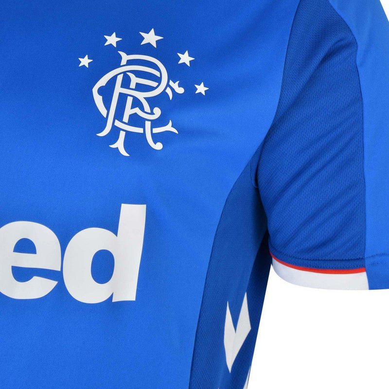 18/19 Rangers F.C. Home SS Soccer Jersey-Apparel-Soccer Source