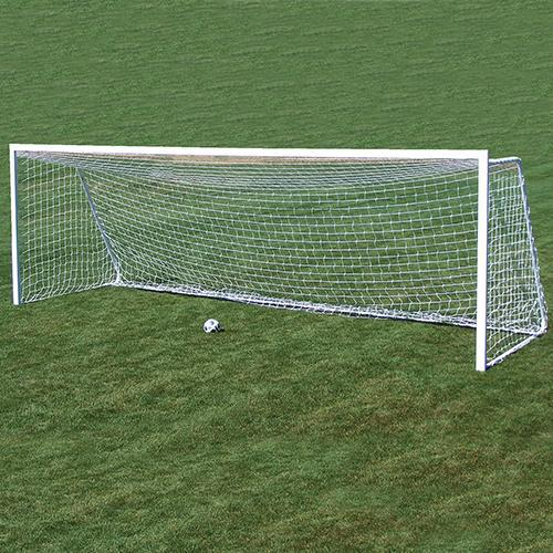 Jaypro 8' x 24' Team Official Square Goals (pair)-Soccer Command