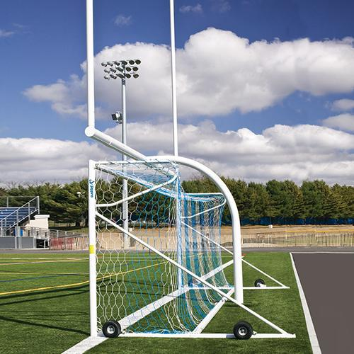 Jaypro 8' x 24' Nova Premiere Adjustable Soccer Goals (pair)-Soccer Command