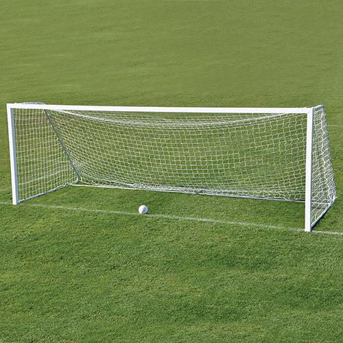 Jaypro 8' x 24' Classic Official Square Goals (pair)-Soccer Command