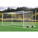 Jaypro 8' x 24' Nova World Cup Goals (pair)-Soccer Command