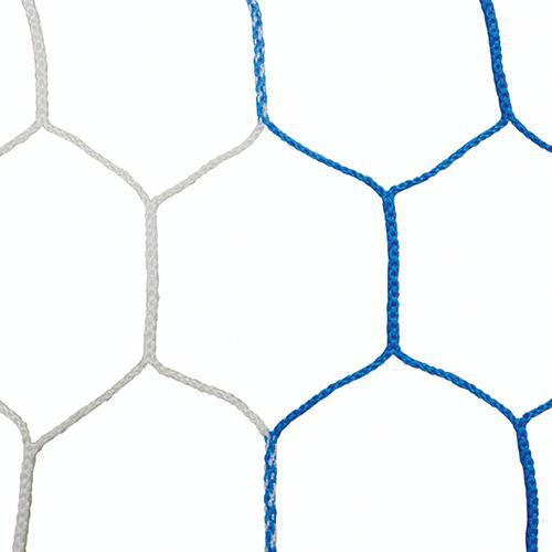 8' x 24' Jaypro 5mm Hexagonal Replacement Soccer Goal Nets (Pair)-Soccer Command