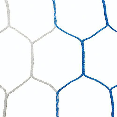 8' x 24' Jaypro 5mm Hexagonal Replacement Soccer Goal Nets (Pair)