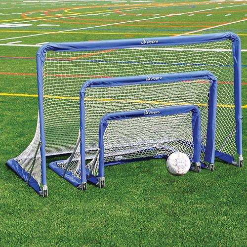 Jaypro Goal Runner (Roll-A-Goal)-Equipment-Soccer Source