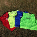 Deluxe Training Vest Set by Soccer Innovations (set of 10)-Equipment-Soccer Source
