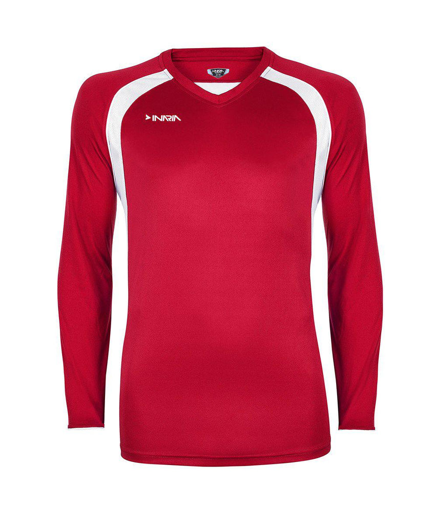 INARIA Genoa Long Sleeve Soccer Jersey (adult)-Jerseys-Soccer Source