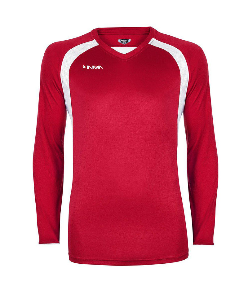 INARIA Genoa Long Sleeve Soccer Jersey (adult)-Soccer Command