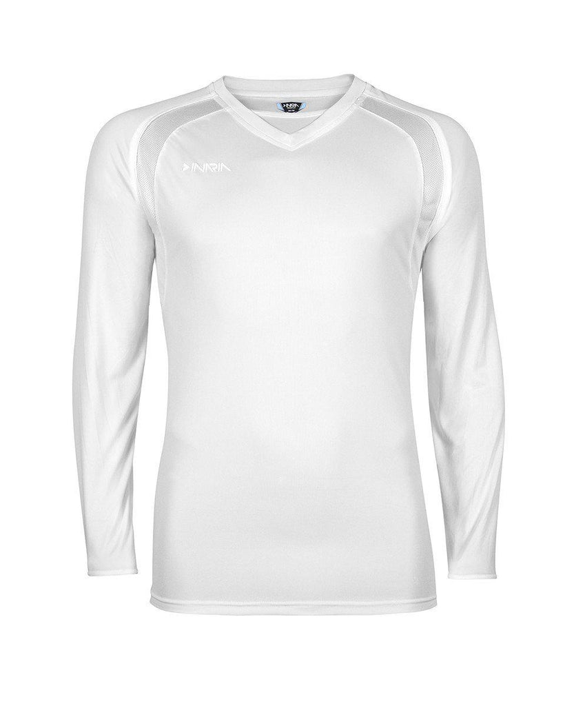 INARIA Genoa Long Sleeve Soccer Jersey (adult)-Apparel-Soccer Source