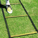 Nylon Speed Ladder with Aluminum Inserts by Soccer Innovations-Equipment-Soccer Source